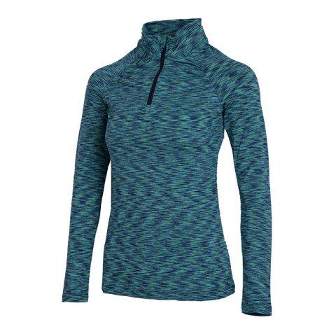 Cheap Autumn and Winter New Breathable Yoga Wear Long-Sleeved Sportswear Running Clothes Fitness Clothes