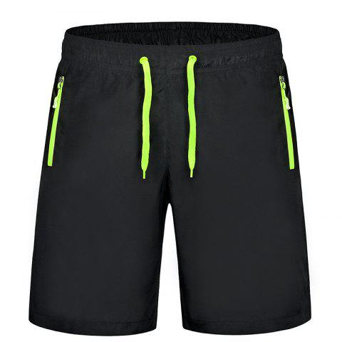 Online Men'S Stretch Large Size Speed Dry Clothes Sports and Leisure Shorts