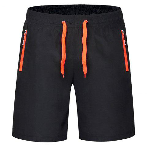 Fashion Men'S Stretch Large Size Speed Dry Clothes Sports and Leisure Shorts