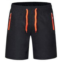 Men'S Stretch Large Size Speed Dry Clothes Sports and Leisure Shorts -
