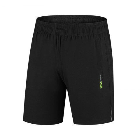 Cheap Men Five Minutes Quick-Drying Shorts Summer Cool Sports Shorts