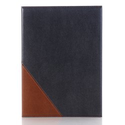 Pour iPad Air / 5 Cas Contracté Couverture Homme Style Affaires Smart Cover -