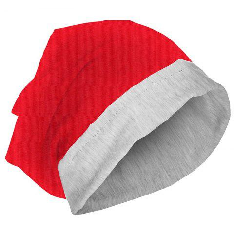 Trendy 2017 European and American Double-sided Cotton Hat Pure Color Hat