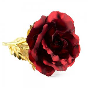 Valentine's Day Personalized Unique Gifts Artificial Forever Love Rose -
