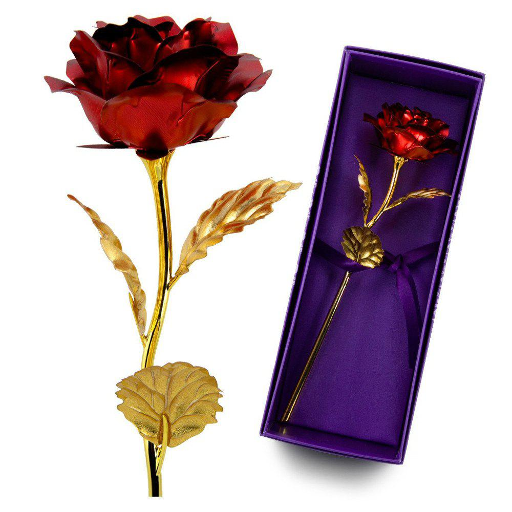 Valentine s Day Personalized Unique Gifts Artificial Forever Love Rose