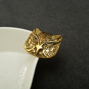 Vintage Owl Brooch Corsage Scarf Clip Crystal Parrots Brooches Lapel Pin Broches Jewelry For Men -
