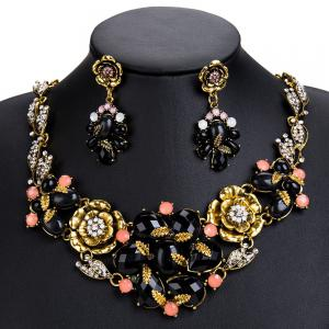 New Alloy Multi - Ply Necklace Suit -