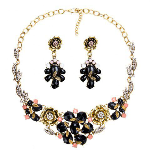 Sale New Alloy Multi - Ply Necklace Suit