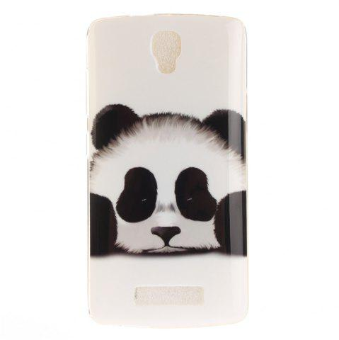 Shops Panda Soft Clear IMD TPU Phone Casing Mobile Smartphone Cover Shell Case for ZTE Blade L5 Plus