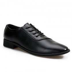 New Business Casual Leather Shoes -