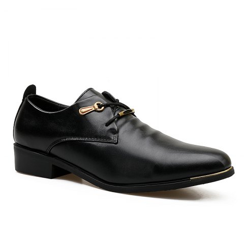 Discount Men's Leisure Business Leather Shoes