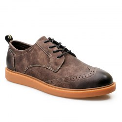 New Type of Brogues for Casual Shoes -