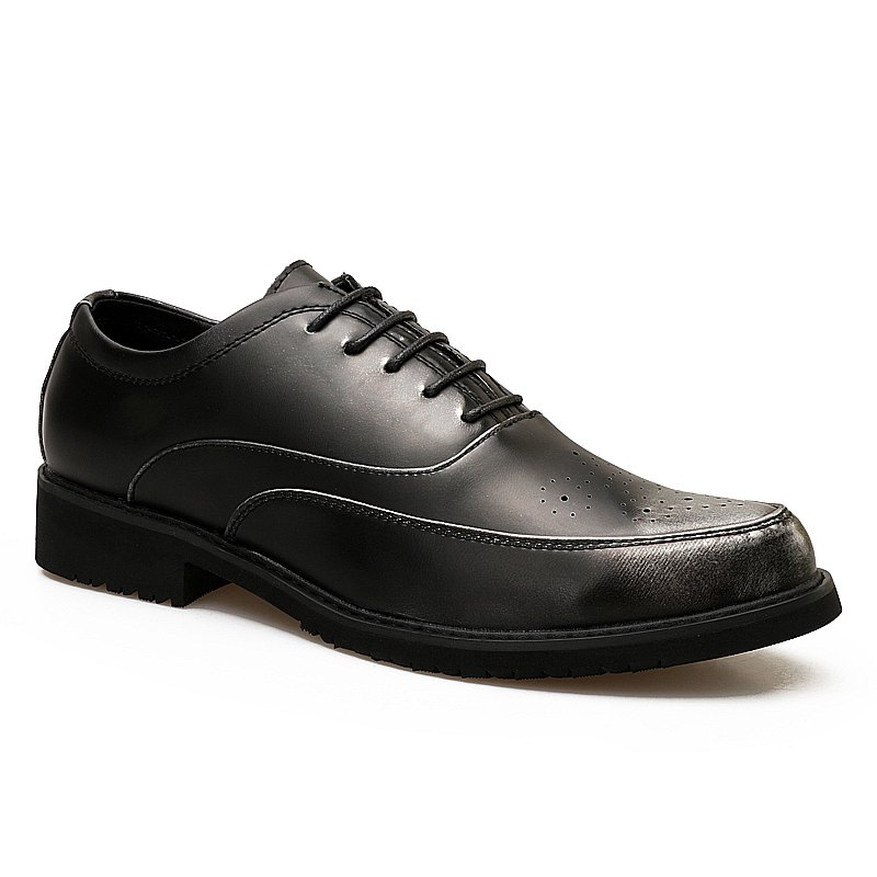 Hot New Style Retro Brogues Leather Shoes