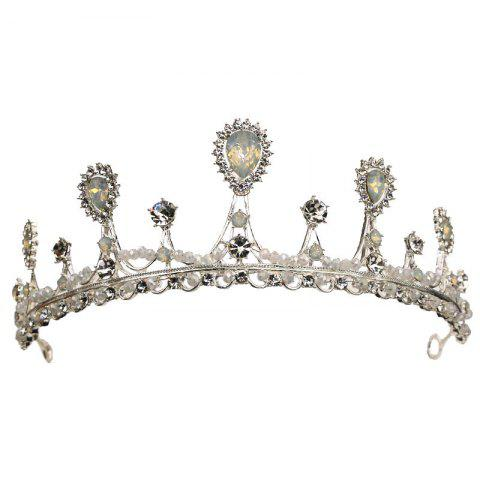 Outfit Fashion wedding dress accessories wedding princess crown