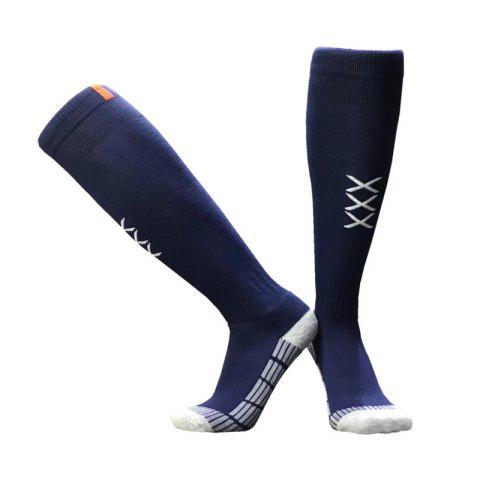 Outfits Football Socks Stockings Men Over Knee Towel Bottom Football Training
