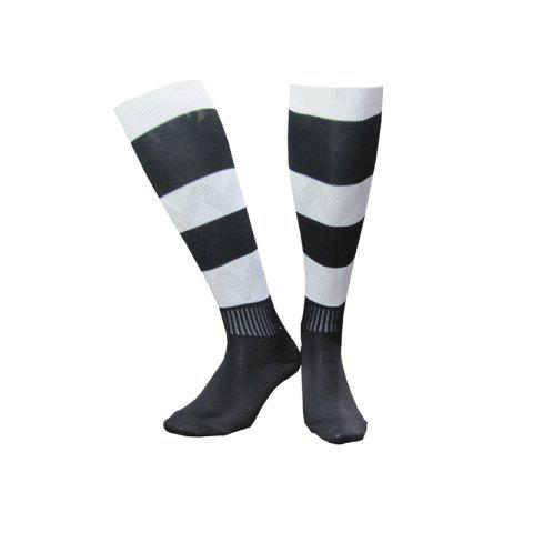 Chic Long Tube Football Socks Men's Game over Knee