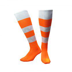 Long Tube Football Socks Men's Game over Knee -