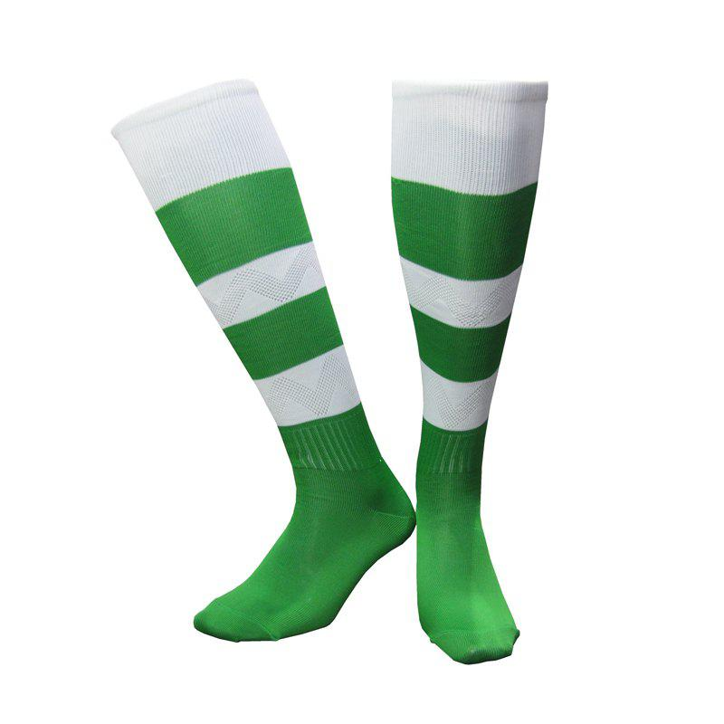 Shops Long Tube Football Socks Men's Game over Knee