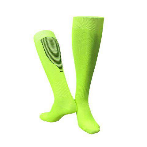 Sale Professional Non-skid Football Socks with Stockings over Knee