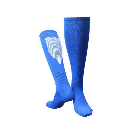 Outfits Professional Non-skid Football Socks with Stockings over Knee