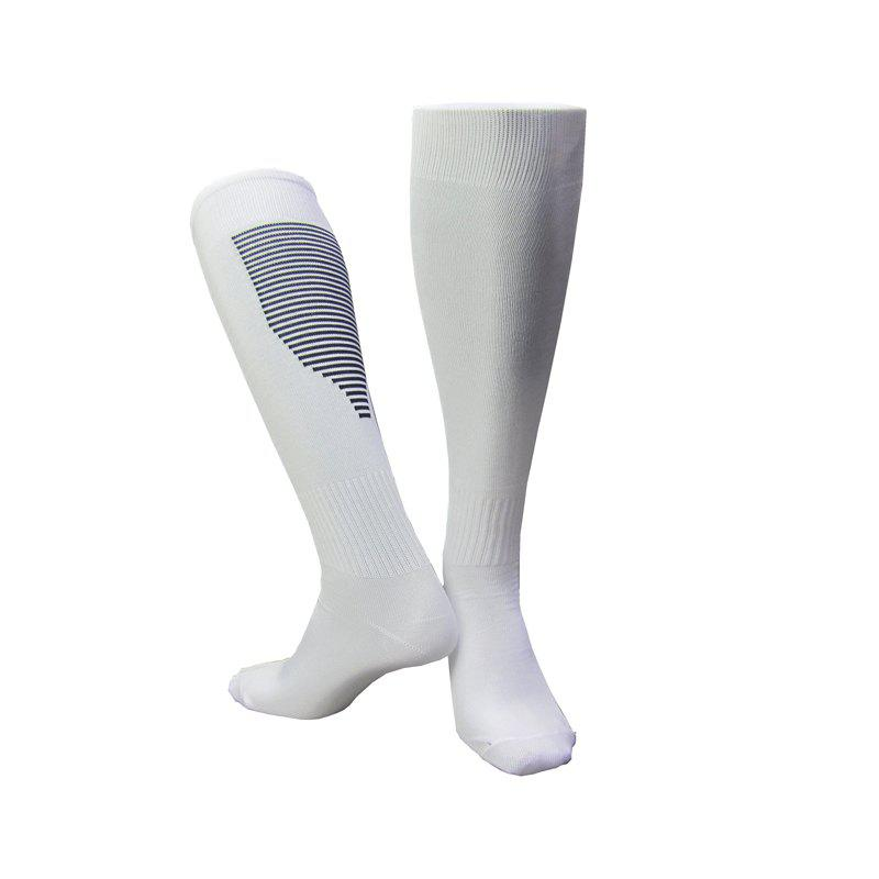 Online Professional Non-skid Football Socks with Stockings over Knee