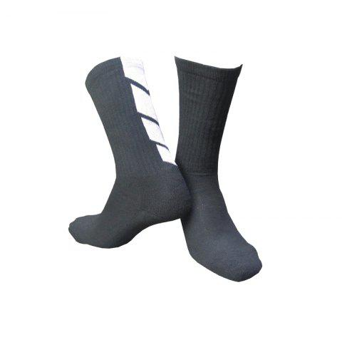 Trendy Sports Anti-skid and Sweat Football Socks