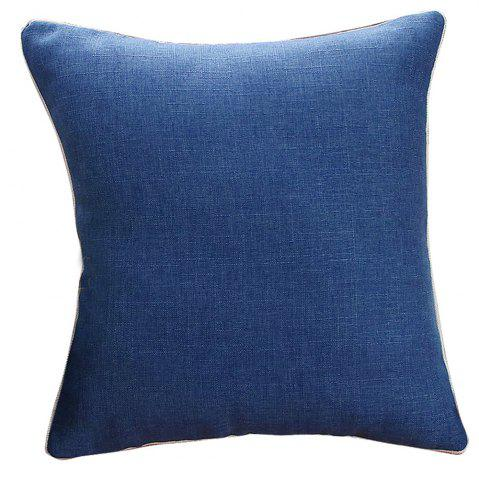 Shops Weina Deep Blue Hold Pillow