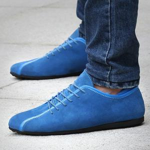 Men Casual Trend Rubber Loafers Fashion Business Outdoor Peas Shoes -