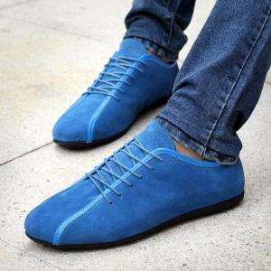 Мужская одежда Casual Trend Rubber Loafers Fashion Business Outdoor Peas Shoes -