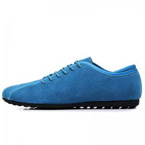 Hommes Casual Tendance Mocassins en caoutchouc Fashion Business Outdoor Pois Chaussures -