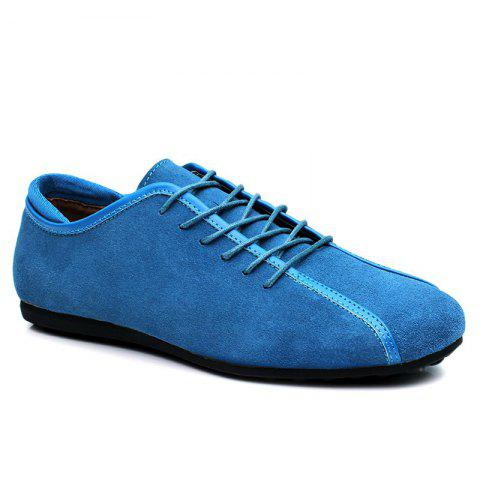Cheap Men Casual Trend Rubber Loafers Fashion Business Outdoor Peas Shoes
