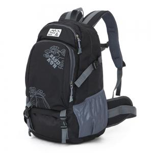 55L Men women Outdoor Waterproof Backpack -