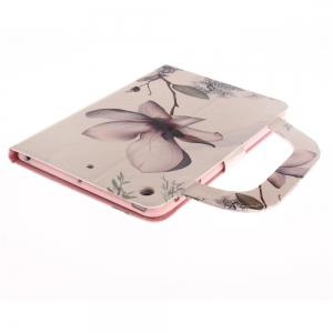 Leather Protective Case with A Hand for iPad Mini 1 / 2 / 3 -
