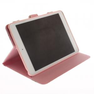 Leather Protective Case with A Hand for iPad 5 -