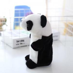 Talking Panda Educational Toy Record Sound Repeats What You Say Plush Toys -