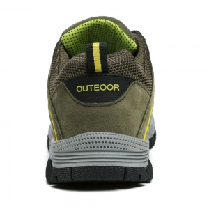 Men'S Lace Hiking Outdoor Hiking Shoes -