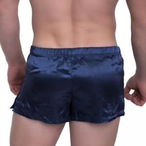 Boxer Taddlee Sexy Hommes Shorts Trunks vêtements de nuit Accueil Short Bas 2017 New Boxers Casual solide Tronc de base -