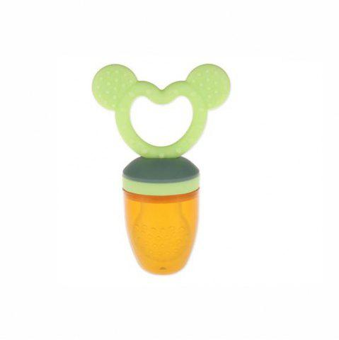Cheap Silicone food supplement baby nipple molars bite