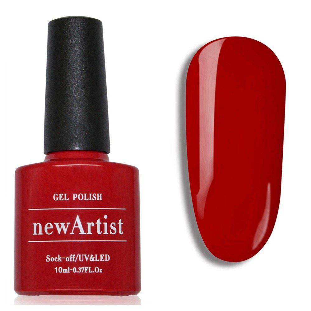 Sale NewArtist Pure Color UV LED Nail Gel Polish Grenadine Series 30S Fast Drying Long Lasting Sock Off 10Ml