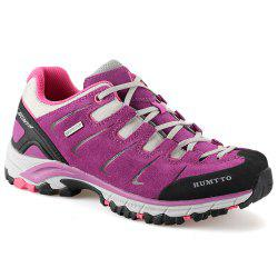 HUMTTO Walking Shoes Women Rubber Anti-fur Sneakers Trekking Shoes -