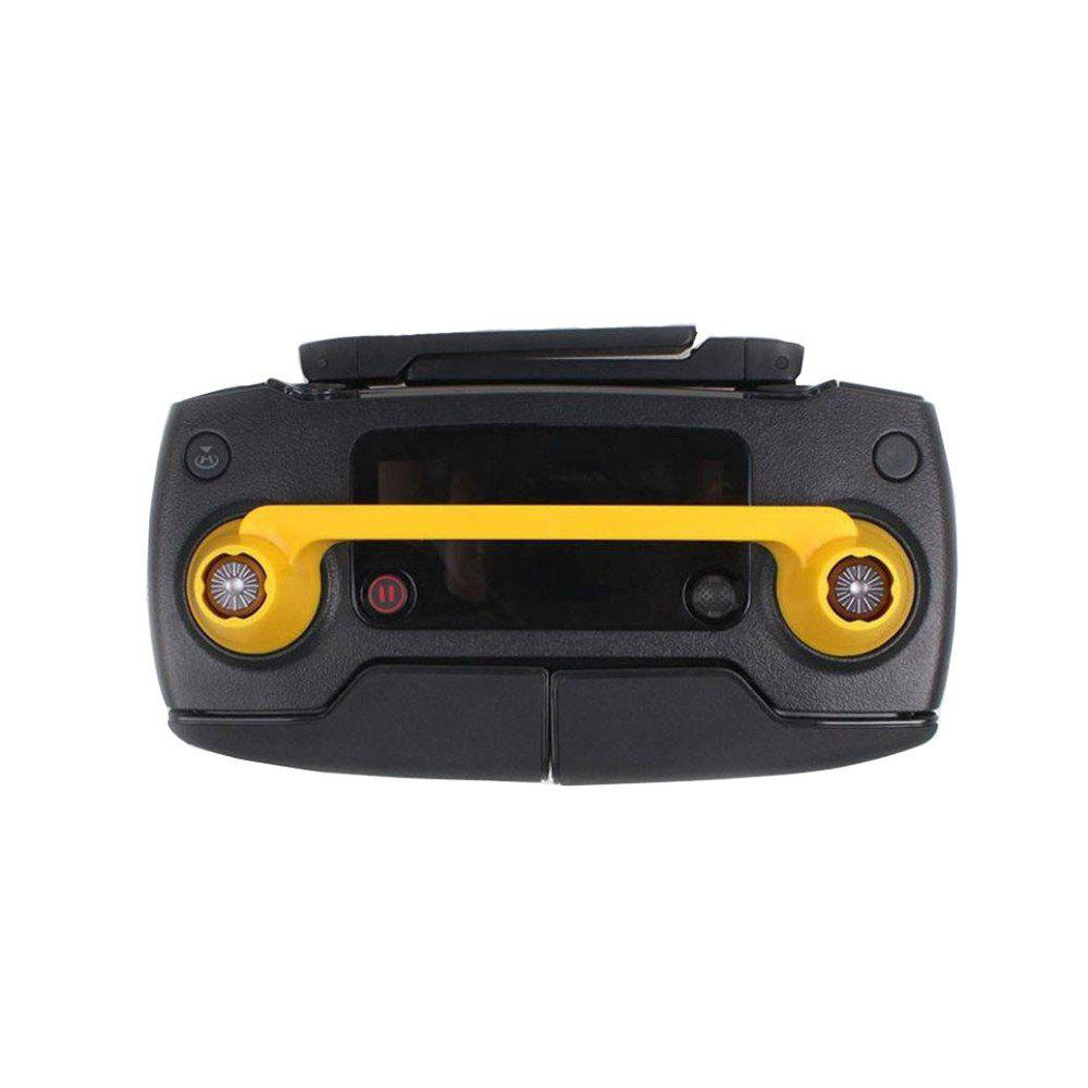 Fancy Transmitter Connected Rocker Fixer Joystick Protector for DJI Mavic Pro Platinum SPARK Yellow