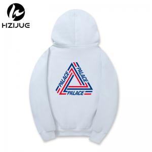 Triangle Printed Men'S Hoodie -