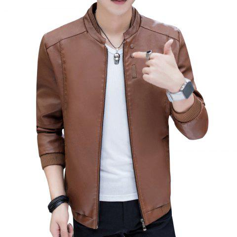 Fancy Men's Fashion Thermal Jacket