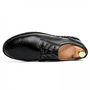Slip-on Business Casual Leather Men's Shoes -