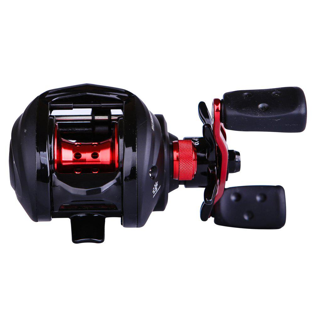 Trendy Abu Garcia BLACK MAX3 Series High Speed 4+1 Ball Bearing Left Hand Baitcast Fishing Reel