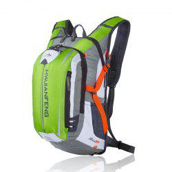 Huwaijianfeng Cycling Outdoor Nylon Backpack -