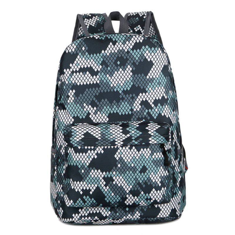 Fashion Hongjing assortis couleur décontracté Sporting Backpack