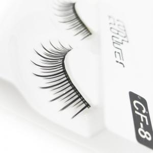 Long Black Natural False Eyelash in Daily Life  Independent Packing -