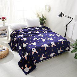 Weina Lovely Rabbit The Blanket -