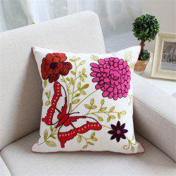 Weina Butterfly Dream Hold Pillow -